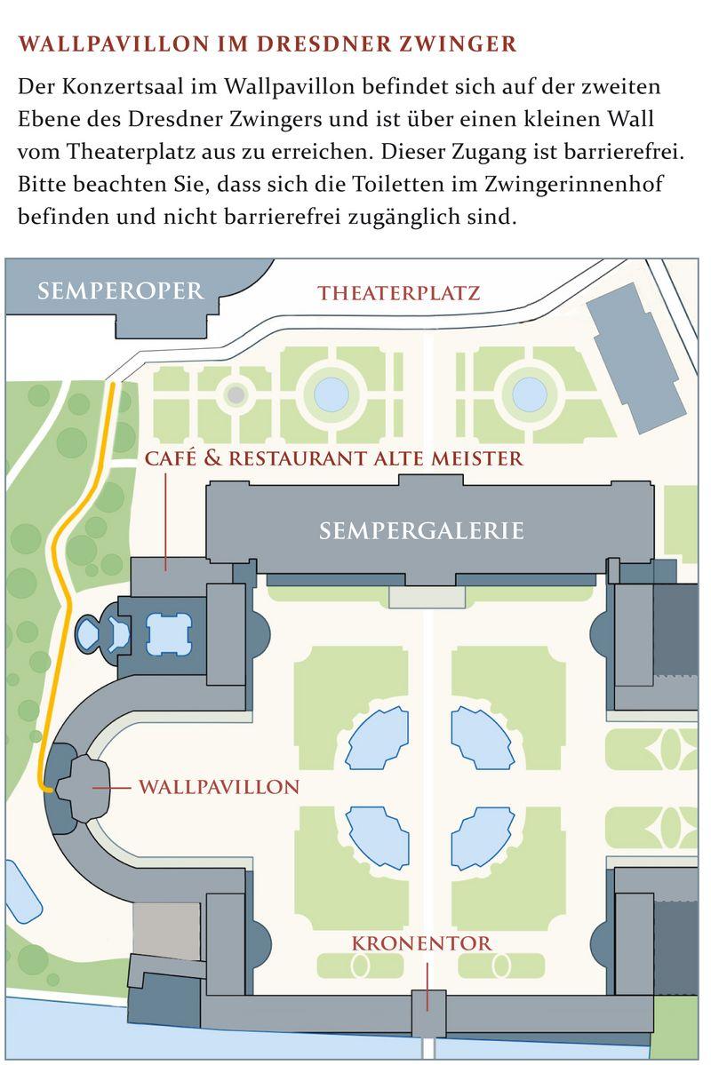 Dresdner Residenz Konzerte Location And Arrival