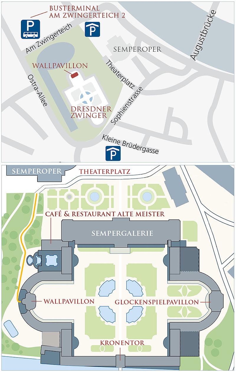 Dresdner Residenz Konzerte Anfahrt